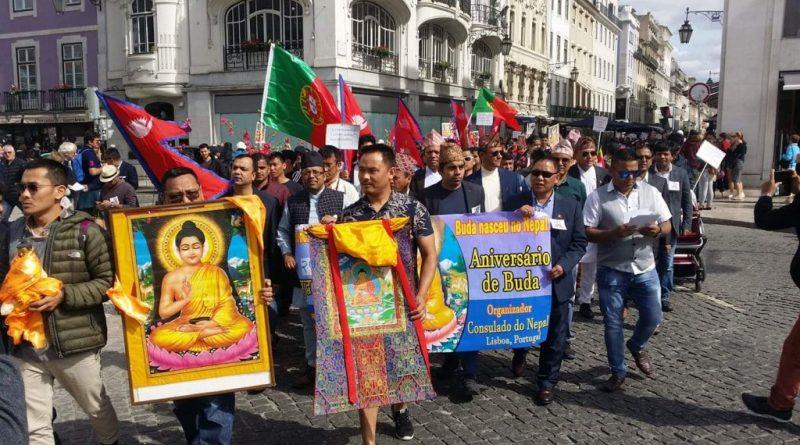 Buddha Jayanti observed in Portugal