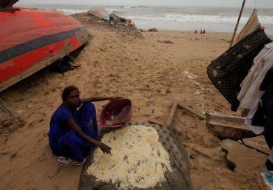 Cyclone Fani Leaves Dozens Dead In South Asia