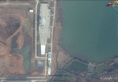 Satellite images show construction on China's third and largest aircraft carrier
