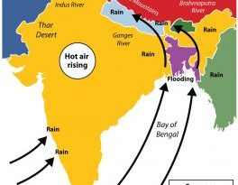 South Asian monsoon 'predictable' one year in advance