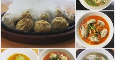 Best MOMO in London? May be you should try it!