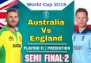 England face acid test in World Cup semi-final clash with Australia