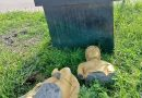 Five Buddha statues have been vandalised by unknown people near the birth place of Lord Buddha Nepal