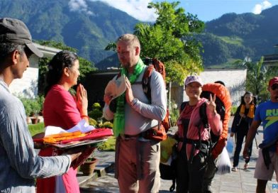 Income from travel sector is increased by 9.7 per cent; Nepal earned Rs 68.63 billion