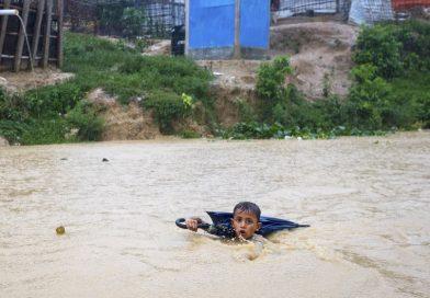 Monsoon rains turn millions of children's lives 'upside down' across South Asia: UNICEF