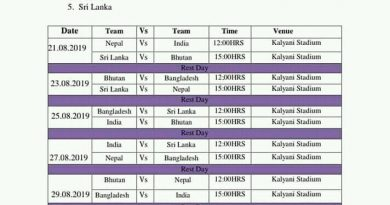 Nepal to face India in opening match of 2019 SAFF U-15 Championship