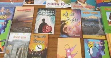 The external world doesn't know much about how rich Nepali literature is': An interview with Nepali author Dr. Sangita Swechcha