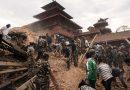 Repair of quake-damaged buildings in Nepal 40% done