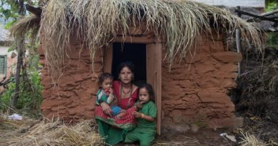 Ending menstruation stigma in Nepal