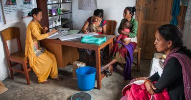 "US ""global gag rule"" on abortion is limiting family planning choices for women in Nepal"