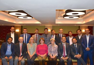 Dr Rijal elected as President of the Britain-Nepal Chamber