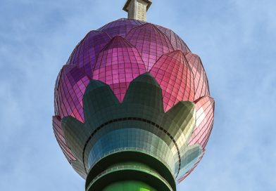 Lotus Tower, tallest in South Asia to open today