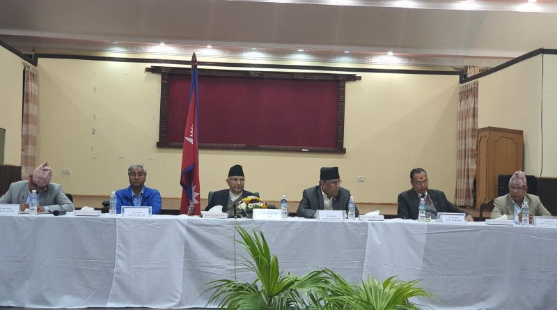 Nepalese Leaders Urge PM Oli to Resolve Kalapani Border Issue With India through Diplomacy