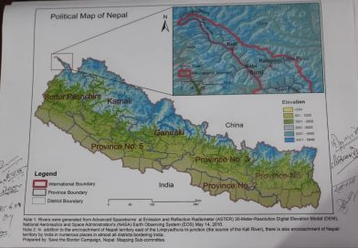 GPFN calls upon the UN Security Council to monitor the Kalapani dispute between Nepal and India