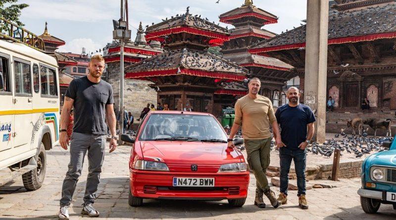 BBC Top Gear to travel along adventurous roads of Nepal