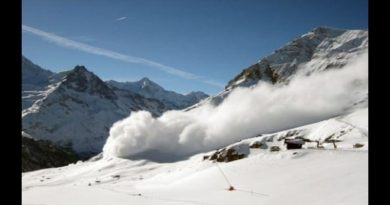 Four Koreans, Three Nepalis reported missing in Nepal avalanche