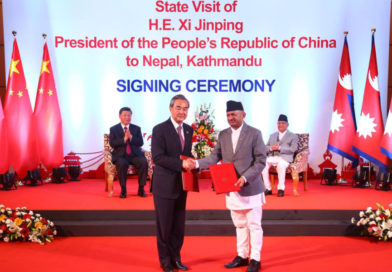 What is in  China's Secret Agreement with Nepal ?