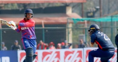 Kushal Malla from Nepal has become the youngest batsman to score a one-day international half-century