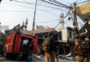 Twenty people have died in sectarian riots of New Delhi