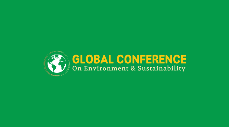 Global Conference on Environment & Sustainability to be held in Kathmandu