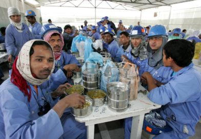Coronavirus travel bans hit South Asia migrant workers